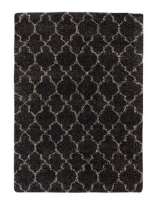 Gate Black Medium Rug