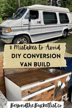 Small Camper Vans, Small Campers, Custom Camper Vans, Custom Vans, Build A Camper Van, Camper Van Life, Convert Van To Camper, Mercedes Camper, Van Conversion Interior