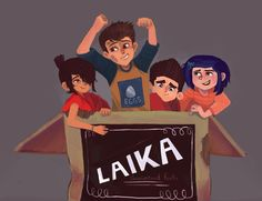 End of Boxtroll month! Here's to looking forward to the next Laika Film! I'm gonna need a bigger box…