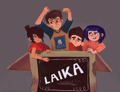 Here's to looking forward to the next Laika Film! I'm gonna need a bigger box. Cartoon Crossovers, Cartoon Movies, Movie Characters, Coraline Art, Coraline Jones, Desenhos Tim Burton, Coraline Aesthetic, Stop Motion Movies, Laika Studios