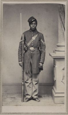 from African American Faces of the Civil War by Ron Coddington
