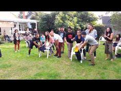 Mother Goes to the Market Relay Game - Evaldez & Benitez Family Reunion - YouTube
