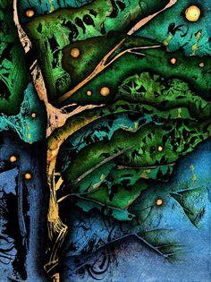 Los habitantes del árbol - Autor: Diana Redondo