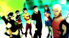 「Young Justice」- Runnin'™ - YouTube