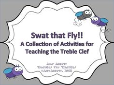 Music a la Abbott - Amy Abbott - Kodály Inspired Blog and Teachers Music Education Resource: Swat that Fly!