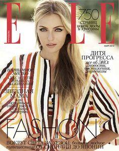 Elle Russia March 2013 (12)
