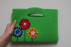 clutch purse from Oh My Deer