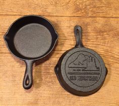 Old Mountain Cast Iron, Cast Iron Cooking, Iron Pan, It Cast, Spoon Rest, Skillet, Mini