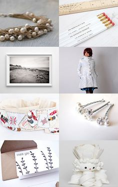 Gift guide in white by Anna on Etsy--Pinned with TreasuryPin.com