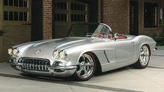 1962 Chevrolet Corvette Resto Mod - 1                                                                                                                                                                                 More #chevroletcorvette1962