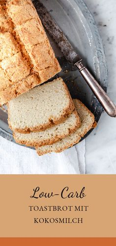 A toast bread recipe from the new book by the Kochfee. It deserves the name nut bread! A toast bread recipe from the new book by the Kochfee. It deserves the name nut bread! Keto Food List, Food Lists, Healthy Eating Tips, Healthy Cooking, Tostadas, Chefs, Bread Improver, Carbohydrates Food List, Law Carb