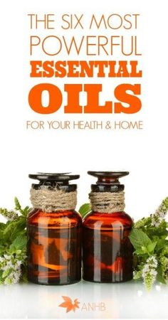 The 6 MOST Powerful Essential Oils for Your Health and Home- this is a good article with lots of recipe links to blogs of a variety of authors.