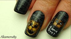 Five Nights At Freddy's Nails! I need those nails!