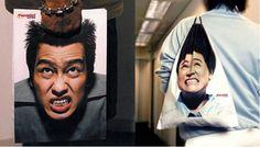Bagvertising creativo: Panadol