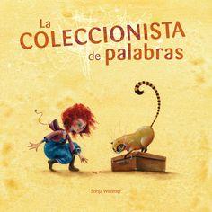 Caricias en cuentos: La coleccionista de palabras. (Jordi S)
