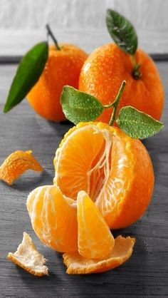 Мандарини. Oranges