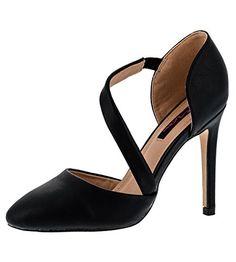 Damenschuhe High Heels Pumps Riemchenschuhe Stiletto Sky Heels Abendschuhe (36, Schwarz) Super Me http://www.amazon.de/dp/B01AVGHX98/ref=cm_sw_r_pi_dp_hXtOwb0N9X84W