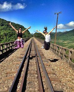 #trilhos  #trilheirasdobrasil #trekking #adventure #vespasianocorrea #rs #travel #trip #fantrip #trippics #blogmochilando #vamospraonde #goprooftheday #visitbrasil #sintoniadobem #bestvactions #destinosbrasileiros #beautifuldestinations #conexaovibe #4live4life #photooftheday #picoftheday #somosroxy #tonoadorofarm #momentooff #sintasemormaii #mermaidlife  #viajar #triplookers by yaraschmidt