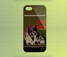 The Haunted Mansion Case For iPhone 4/4S, iPhone 5/5S/5C, Samsung Galaxy S2/S3/S4, Blackberry Z10