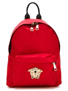 a815af971c09 VERSACE Medusa Backpack.  versace  bags  backpacks Versace Backpack
