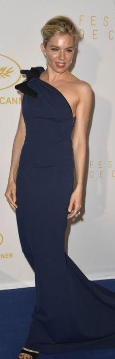 Sienna Miller In Lanvin – 'La Tete Haute' Cannes Film Festival Premiere & Opening Ceremony