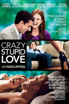Crazy Stupid Love - so, so funny and hello, Ryan Gosling