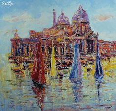 Float on. #Duaiv #Artwork #Painting