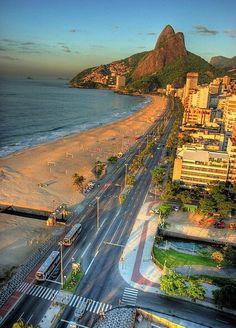 Ipanema. Río de Janeiro. Brasil