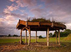 Α low impact woondland home (photos) ~ Eπιστροφή στη φύση