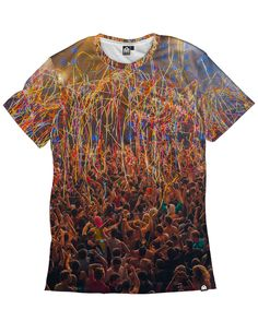 Now available in the EDM Sauce store: Rukes Rainbow Str...    http://store.edmsauce.com/products/rukes-rainbow-streamers-men-s-tee?utm_campaign=social_autopilot&utm_source=pin&utm_medium=pin
