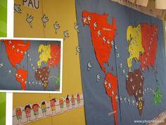 LA CLASE DE MIREN: mis experiencias en el aula: FIESTAS: Día de la paz