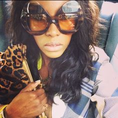 ccdf479796b3 Fashion News  June Ambrose Launches Second Collection of Sunglasses with  Selima Optique - The Fashion