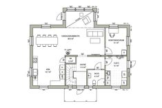 Floor Plans, Home, Ad Home, Homes, Haus, Floor Plan Drawing, House Floor Plans, Houses