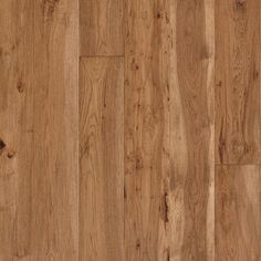 Provence Hickory features a time worn surface texture that highlights knots, scrapes and subtle chatter. This hardwood floor is designed to stand the test of time while retaining its beauty.<br />