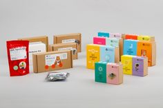 Technology Will Save Us Packaging by Burgopak & Oliver Helfrich » Retail Design Blog