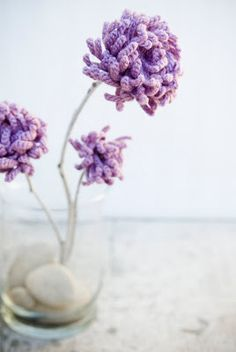 Lue and Sue Chrysanthemum flowers crochet GOTTA MAKE THIS!