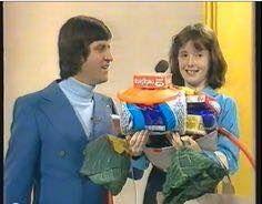 Cabbage game Crackerjack 70's tv