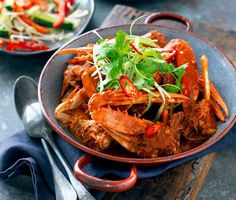 Singapore Chilli Crab — Best food which you must-try in Singapore