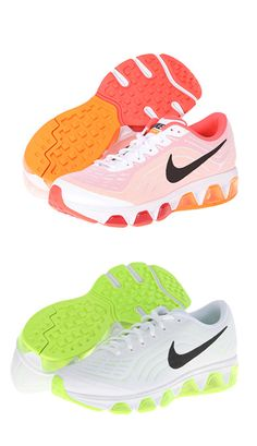 Neon Nikes #obsessed Nike has created such a wonderfully colourful range Nike <3