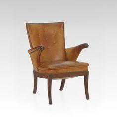Frits Henningsen Chair