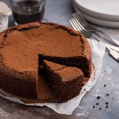 Fondant au chocolat sans gluten fait maison