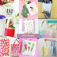 The Best and Most Updated DIY Blank Canvas Tote Bag Design Inspiration Babyshower Party, Baby Party, Cool Diy, Diy Canvas, Blank Canvas, 16th Birthday Gifts, Diy Tote Bag, Canvas Designs, Fabric Bags