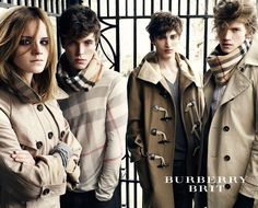 a6f7ea59d787 Emma Watson for Burberry Burberry Brit