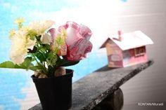 Beli rumah memakai agunan tabungan