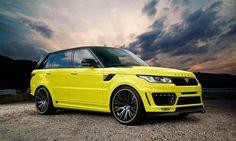 Range Rover Sport by Aspire