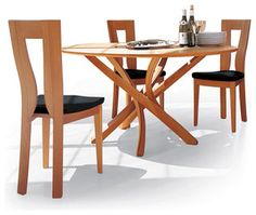 Seltz furniture - French company. Typically sold at Scan Design (Florida) and Richmond's LaDiff