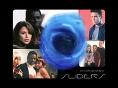 Sliders - Very Cool Show - What if you found a portal to a parallel universe? What if you could slide into a thousand different worlds? Where it's the same year and you're the same person, but everything else is different? And what if you can't find your way home?