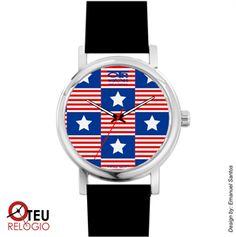 Mostrar detalhes para Relógio de pulso OTR PADRÃO PAD 0006