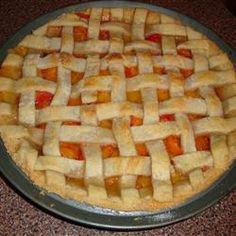 Fresh Apricot Pie Recipe - Allrecipes.com