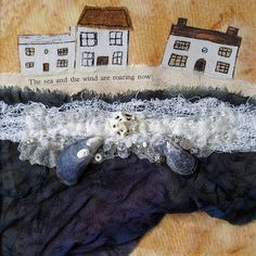 CAROLYN SAXBY MIXED MEDIA TEXTILE ART: March 2012